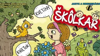 Škôlkar-abeceda