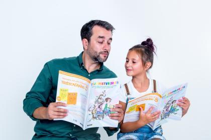 Najväčšia súťaž pre školy v čítaní je tu aj v tomto školskom roku!
