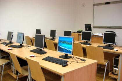 Počítačová učebňa