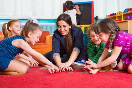 Kapacity v materských školách